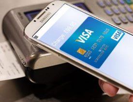 Оплата товара при помощи смартфона: приложение Samsung Pay