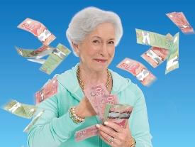 На каких условиях пенсионер может получить кредит в банке?
