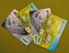 Пенсионные карты Сбербанка