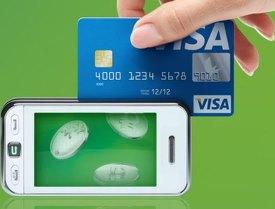 Пополнение номера телефона разных операторов с помощью банковской карты