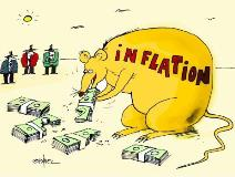 Инфляция: каковы социально-экономические последствия, причины, виды, показатель уровня, учет