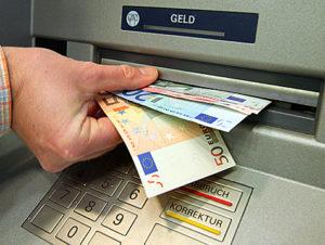 Снятие наличных с кредитной карты Газпромбанка