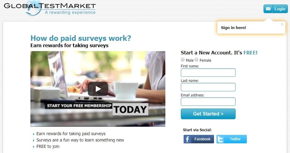 «Global Test Market»