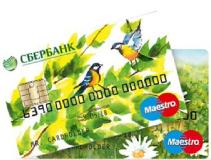 Пенсионные карты Сбербанка - достоинства, недостатки и особенности использования