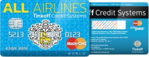 Тинькофф банк - получение кредитной карты
