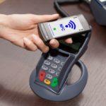 бесконтактная оплата телефоном, как картой