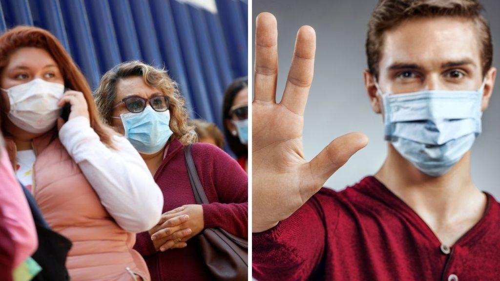 Ношение масок в России отменять не спешат
