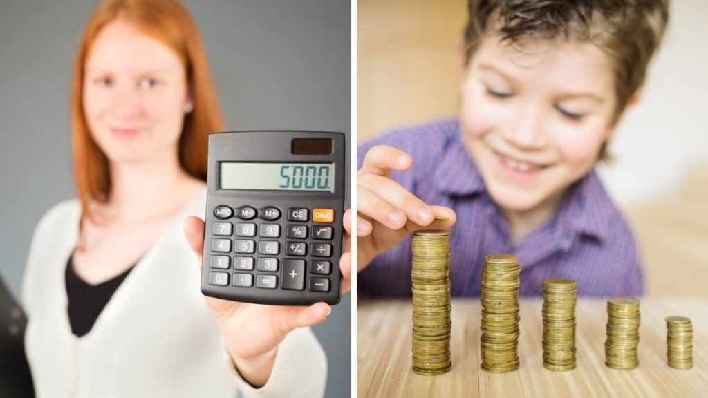 Какие доходы учитываются при расчете детского пособия?