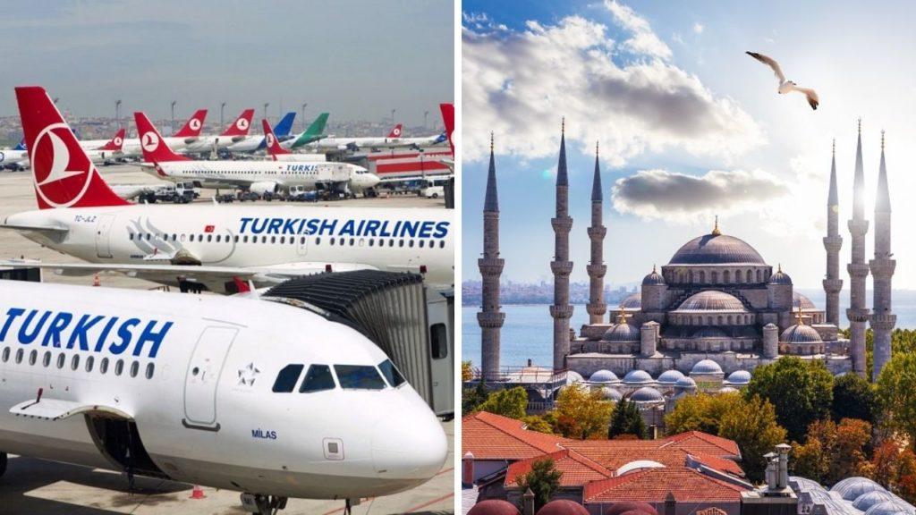 Въезд в Турцию для россиян летом 2021 года возможен через РБ