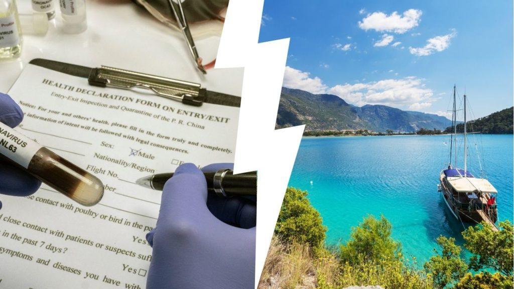 С какими документами, справками и вакцинами пускают на отдых в Турцию в августе-сентябре 2021 года