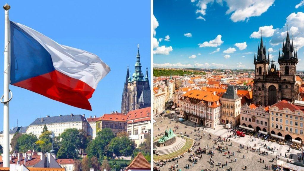 Открытие границ Чехии для туристов в августе 2021 года не планируется