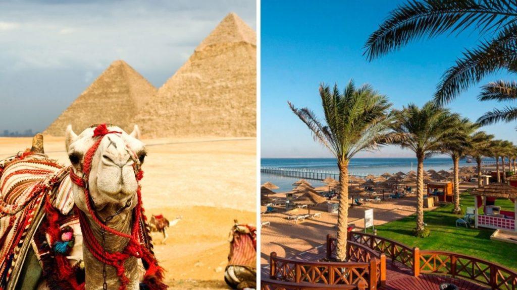 Граница с Египтом в сентябре 2021 года открыта для туристов