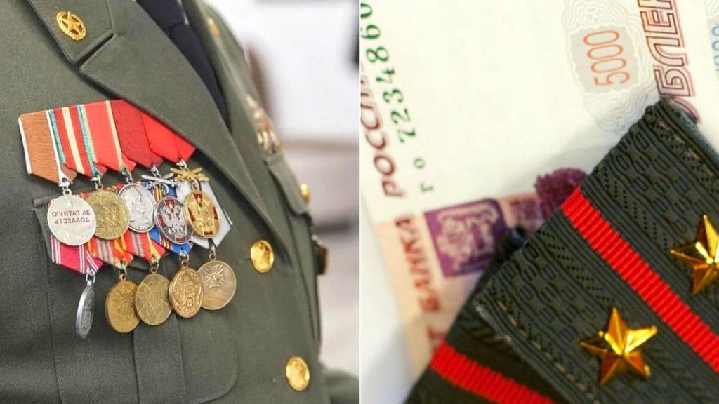 Какого числа придет единовременная выплата по 15 000 рублей военнослужащим