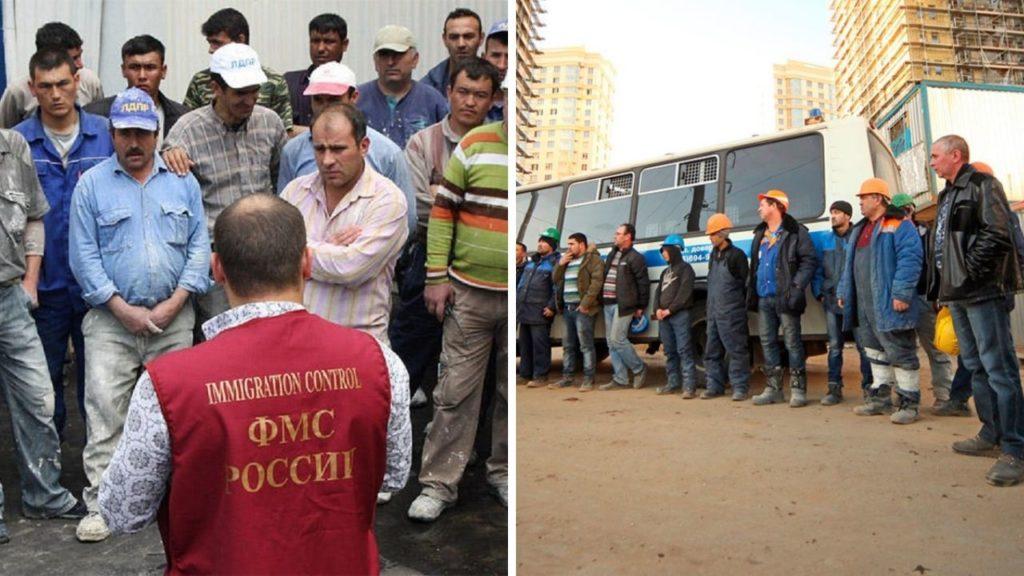 Нелегалов депортируют из России уже в октябре