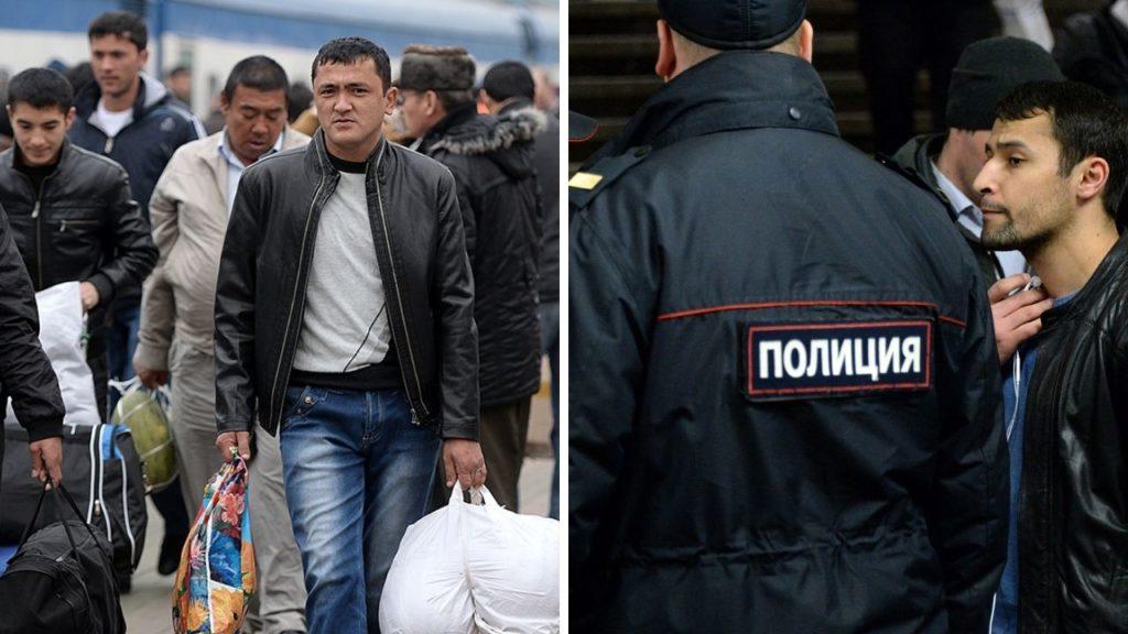 Правила въезда в Россию гражданами Таджикистана
