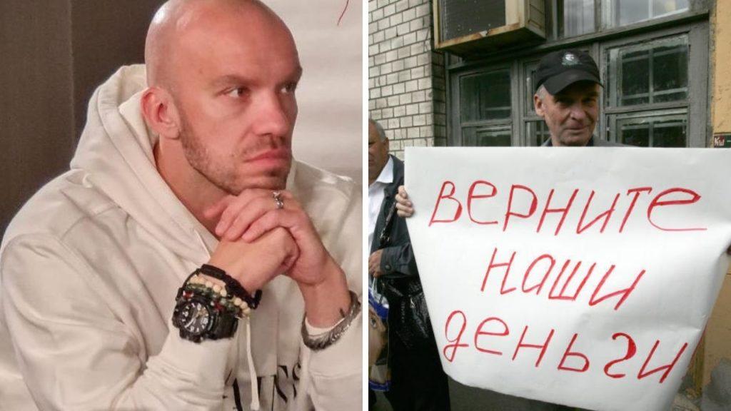 """Что известно о лидере """"Финико"""" Кирилле Доронине"""